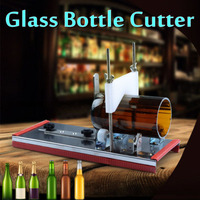 Glass Bottle Cutter 6 15mm Beer Wine Jar Accurate Cutting Machine DIY Recycle Cutting Tool