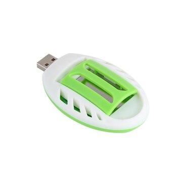 Laadukas USB- hyttyskarkotin tyynyille