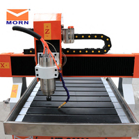 CNC 6090 mini engraving machine milling machine wood router with 600*900*160mm working area