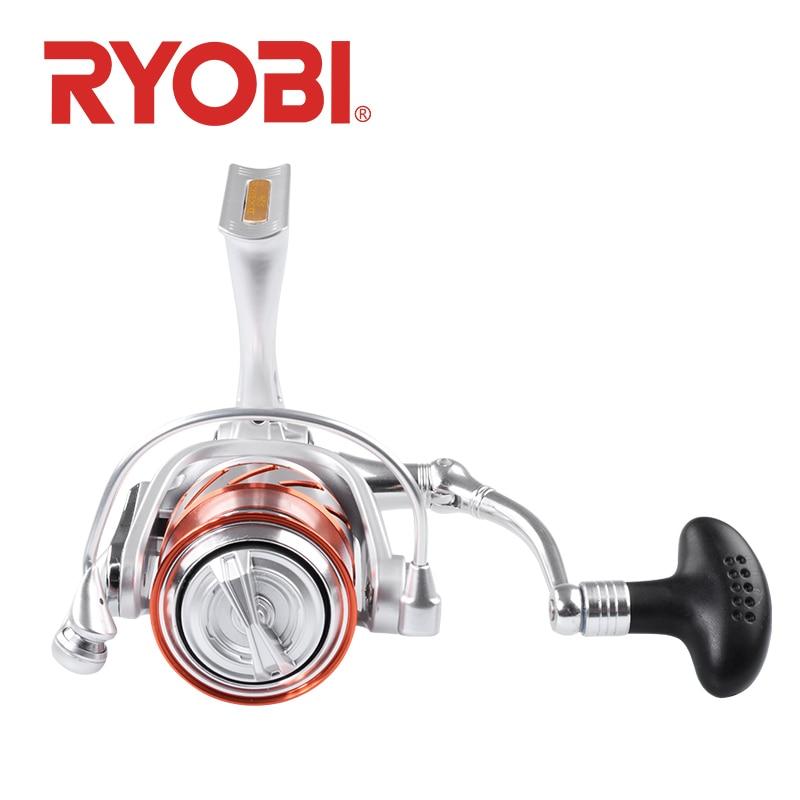 Molinete para Pesca Tamanho 4.9: 1 Spinning Reel
