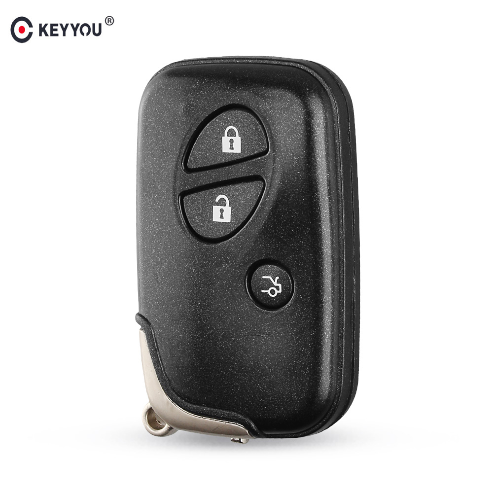 Chiave Telecomando per Lexus GS250 GS350 ES350 GS430 RX350 LX570 IS250 IS350 3 2+1 Tasti Smart Remote Key Car Key Shell Case Fob