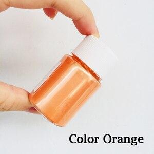 Image 5 - Çocuk oyuncakları DIY balçık kiti Glitter toz dolgu Pigment dekorasyon oyuncakları inci toz boya kabarık balçık aksesuar kız hediye