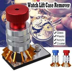 Watch Plastic Crystal Watchmaker Lift Front Case Remover Inserter Watch Glass Remove Replace Repair Opener Tool(China)