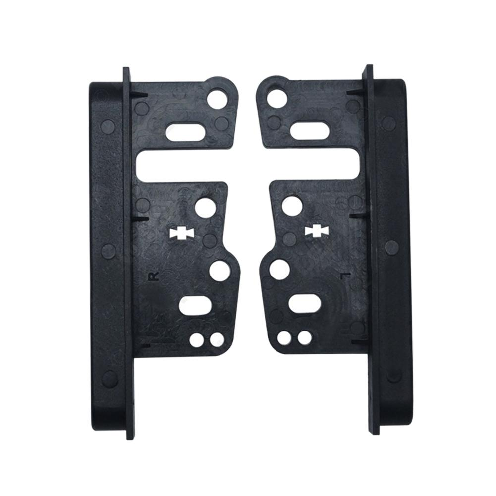 Universal Bracket Double Din Stereo Panel Fascia Radio DVD Dash Mount Trim Kit Frame Radio Panel Conversion Frame for Toyota R20 image