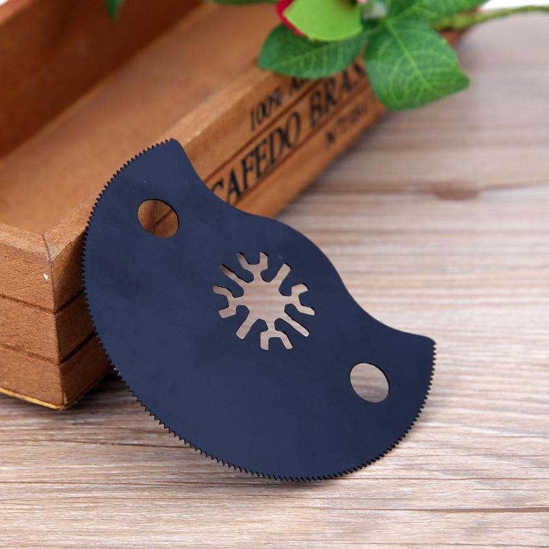 1pc 88mm HCS Oscillating Multitool E-cut Standard Saw Blade Multi Tool Professional Wood Cutting Renovator Power Tool Accessory