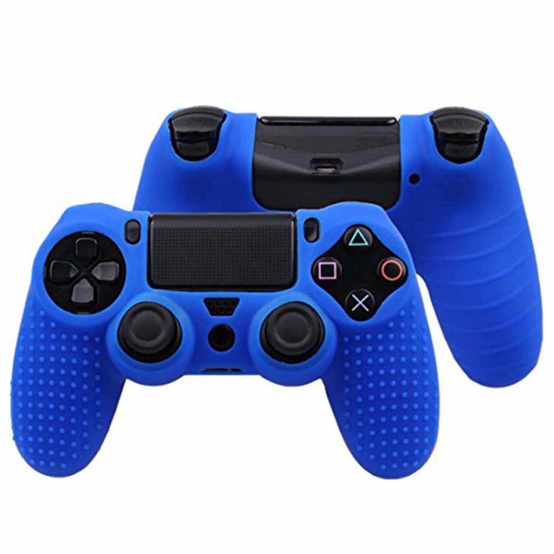 Bevigac 1 шт. силиконовый защитный чехол из 2 предметов Стик шапки для Sony PlayStation Play Station 4 PS4 беспроводной контроллер