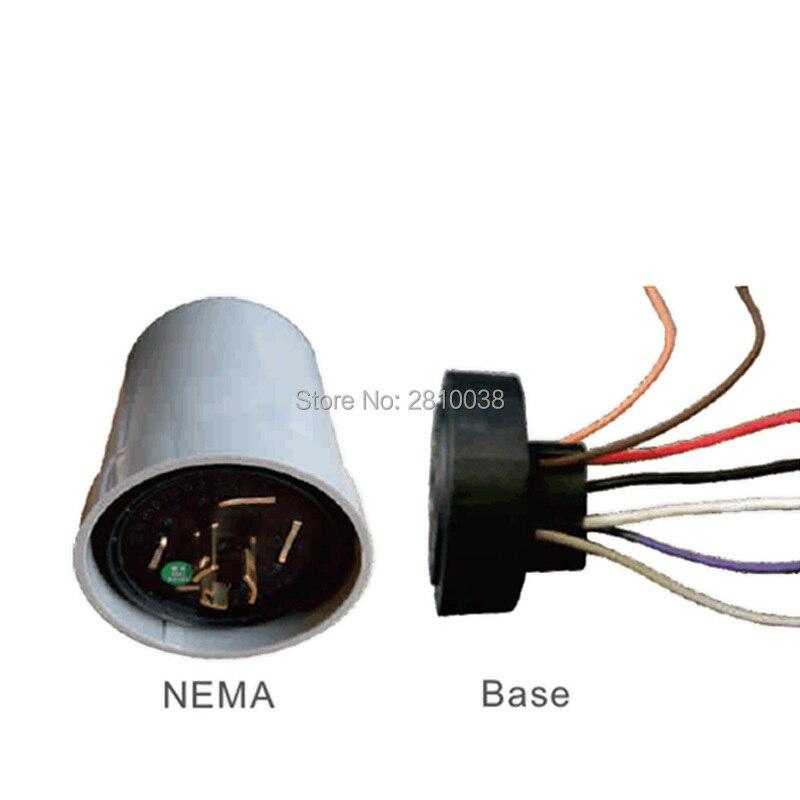 2 pcs/lot NEMA 2.4G ISM terminal nœud contrôleur ZigBee esclave nœud contrôleur sans fil sous nœud contrôleur travailler avec DCU