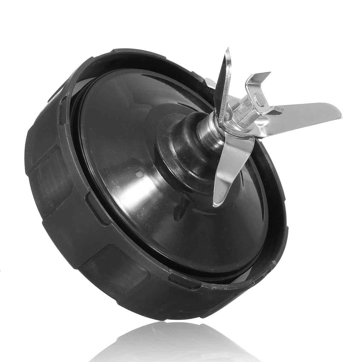 Prata Aço inoxidável Liquidificadores Partes 7 Barbatanas Lâmina de Substituição de Peças Para NUTRI Liquidificadores NINJA BL450 Auto-iQ BL481 BL482