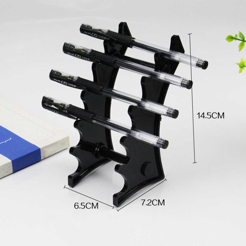 Desktop For Rack Cosmetic Pencil Stand Lipstick Display Holder Multifunction Brush Pen Holder 1PC Eyeshadow 14.5*7.2*6.5cm Clean