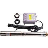 370W Pump diameter 75 mm Well pump-3 800 L/h-370 W-stainless steel