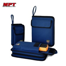Hard Plate Professional Electricians Tool Bag Multifunctional Storage Organizer Kit Pouch Toolkit Electrician Instrument Cases
