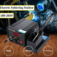 FORGELO Electric Rework Main Unit 967 AC100 265V B Tip Inverter Electric Soldering Station Frequency Change Output Power 75W