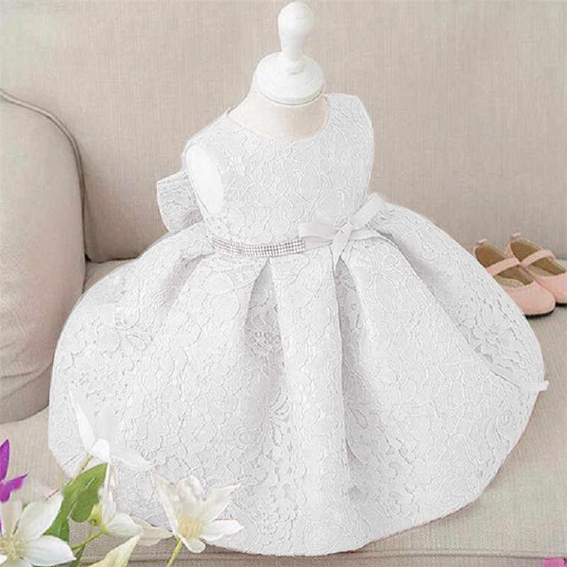 e633a965892a Detail Feedback Questions about 2019 Brand New Baby Girls Party Lace ...