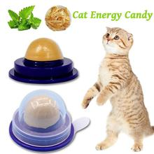 Vitamin Cat Solid Nutrition Energy Ball Candy Pet Toy Snack Nontoxic Licking Healthy Toys
