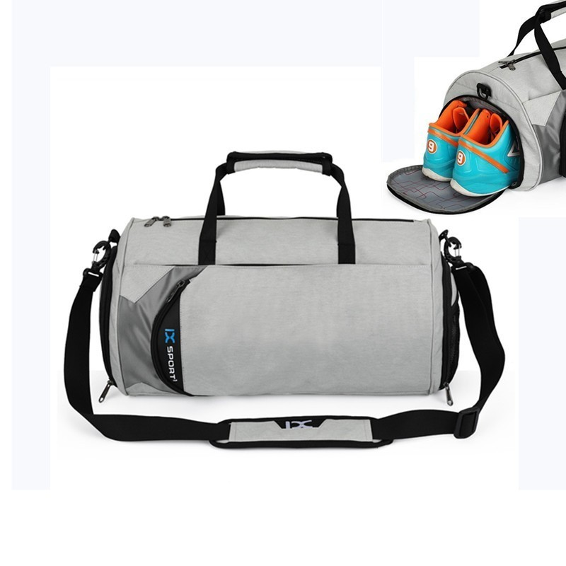 Men Gym Bags For Training Bag Fitness Travel Sport Outdoor Sports Shoes Women Dry Wet Yoga