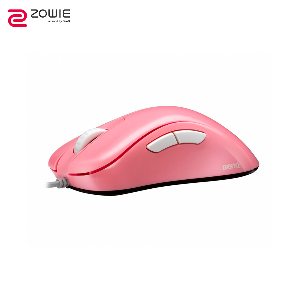 GAMING MOUSE ZOWIE GEAR EC1-B DIVINA PINK EDITION computer gaming wired Peripherals Mice & Keyboards esports e blue ems618 wired gaming mouse white