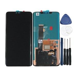 """Image 5 - 6.39 """"orijinal M & Sen Huawei Mate 20 Pro AMOLED LCD ekran ekran + dokunmatik Panel sayısallaştırıcı yok parmak izi için Mate 20 Pro LCD"""