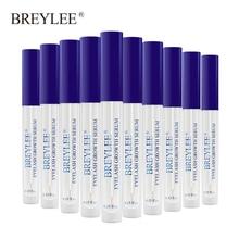 Breylee Eyelash Growth Serum Enhancer Eye Lash Treatment Liquid Longer Fuller Thicker Extension Makeup 10pcs