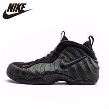 25579fbe40 ... order nike air foamposite pro green army shock absorption bastetball shoes  air cushion comfortable sneakers624041 304