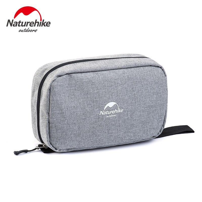 NatureHike-Bolso de mano, resistente al agua, equipo de almacenamiento para natación y lavado, bolsa de cosméticos, bolsos de hombre, bolsa grande de viaje para mujer