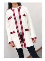 Women Sweater 2019 Spring and Summer New Women's Knitted Jacket