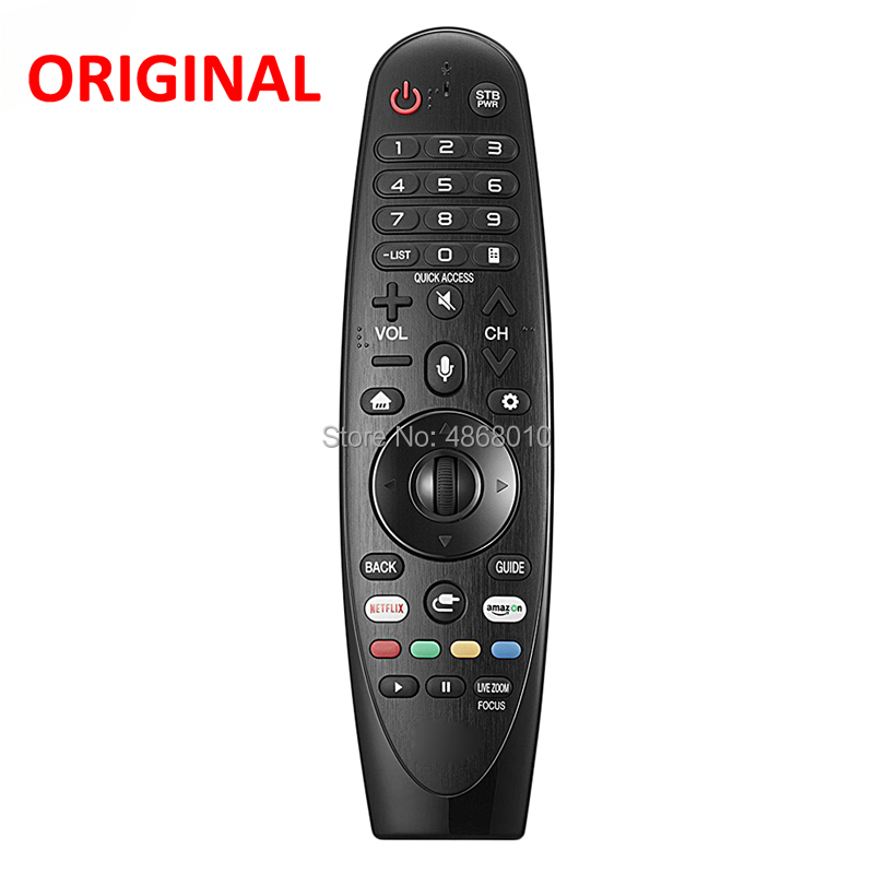 100% Original/Genuine AN MR18BA AKB75455301 Remote Control For LG Magic w/ Voice Control Remote-in Remote Controls from Consumer Electronics