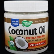 Натуральный путь, кокосовое масло, чистый Экстра девственница/454 г