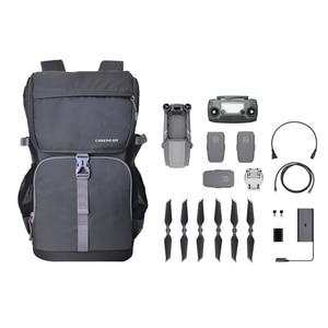 Image 4 - Dji mavic 2/mini/ar 2/faísca mochila transportando caixa caso fotografia à prova dwaterproof água