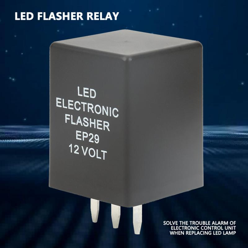 Ep29 4 Pin Led Flasher Relay Fix For Led Turn Signal Lamps