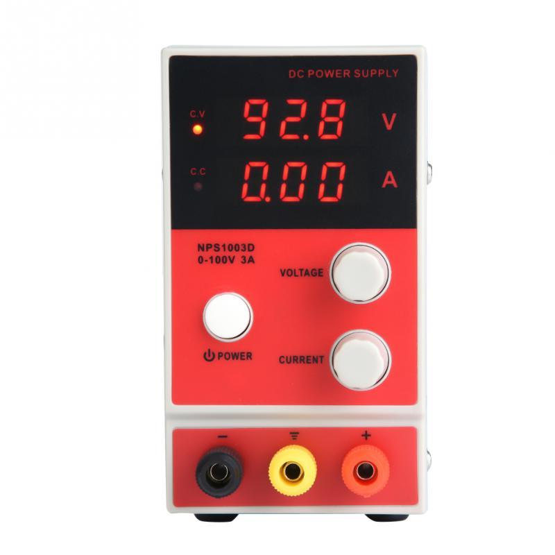 NPS1003D numérique réglable DC régulateur interrupteur alimentation AC220-240V fonctionnel