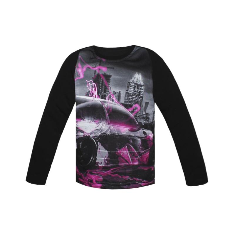 Cardigan for boys Kotmarkot 15511 zip up jaquard sweater cardigan