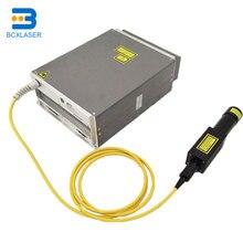Импульсный оптоволоконный диодный генератор лазерный источник
