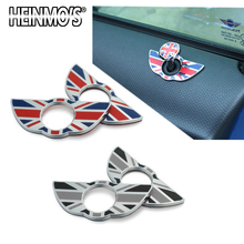 For MINI Cooper Countryman Paceman R60 R61 Styling Car Interior Door Pin Lock Wing Sticker Accessories