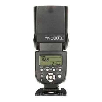 YONGNUO YN 560 III Wireless Master Flash Speedlite for Nikon Canon Olympus Pentax DSLR Camera Flash Speedlite Original