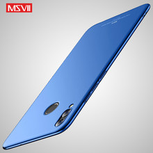 MSVII Cases For Huawei Honor 8x Max Case Slim Frosted Coque For Huawei 8x Honor8x Case Hard PC Cover For Huawei Honor 8 X Cases(China)
