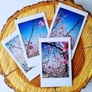 Image 3 - Original 40 sheets Fujifilm Instax mini 9 films white Edge 3 Inch for Instant Camera 7 8 25 50s 70 90 sp 1 sp 2 Photo paper