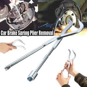 Brake Drum Pliers Brake Spring Plier Installer Removal Car Repair Hand Tool Automotive Tools Car Repair Brake System