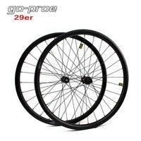 Супер Легкий Вес 355 г 29er MTB rim Mountain велосипед углерода бескамерное колесо готов XC колесная Hookless с DT Swiss 240 концентратора
