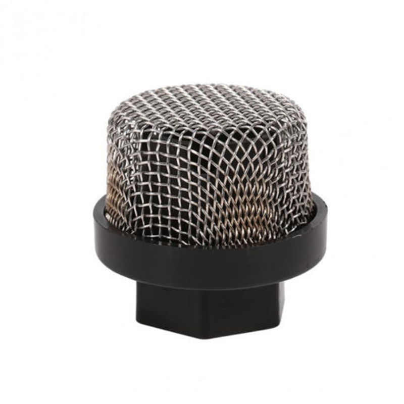 1Pcs For Airless Sprayer 390 395 495 Intake Hose Inlet Suction Strainer Mesh Lot in Garden Water Guns from Home Garden