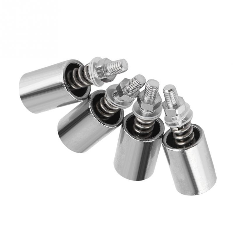 4 шт. радиатор водяного охлаждения винт для Intel 2011 Процессор радиатора крепежные винты серебро