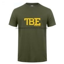 GILDAN Cool Fashion TMT T Shirt Gold TBE Tee for Men Short Sleeve Cheap Price USA The Money Team Bran Merchandise T-shirt
