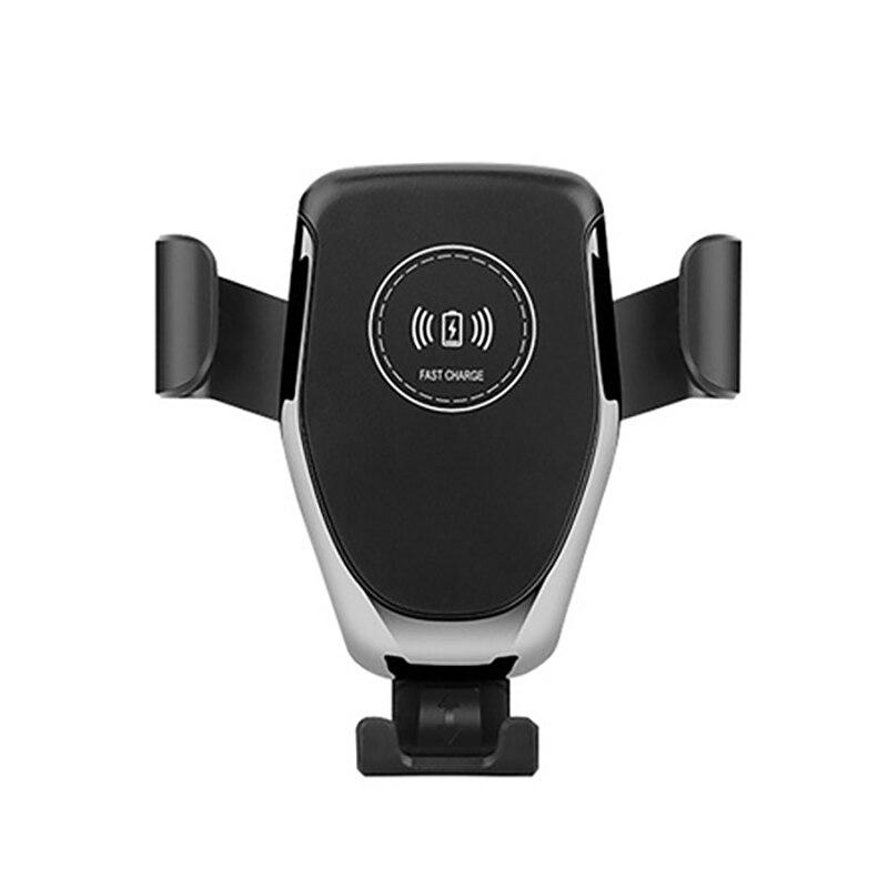 Unparteiisch Anti-schock Schnelle Qi 360 ° Drehbare Drahtlose Ladegerät Auto Air Outlet Halter Für Smartphone Ein Kunststoffkoffer Ist FüR Die Sichere Lagerung Kompartimentiert Unterhaltungselektronik