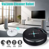 Rechargeable Automatic Smart Robot Vacuum Cleaner Cleaning Sweeper Intelligent Vacuum Cleaner Sweeper Household Appliance New