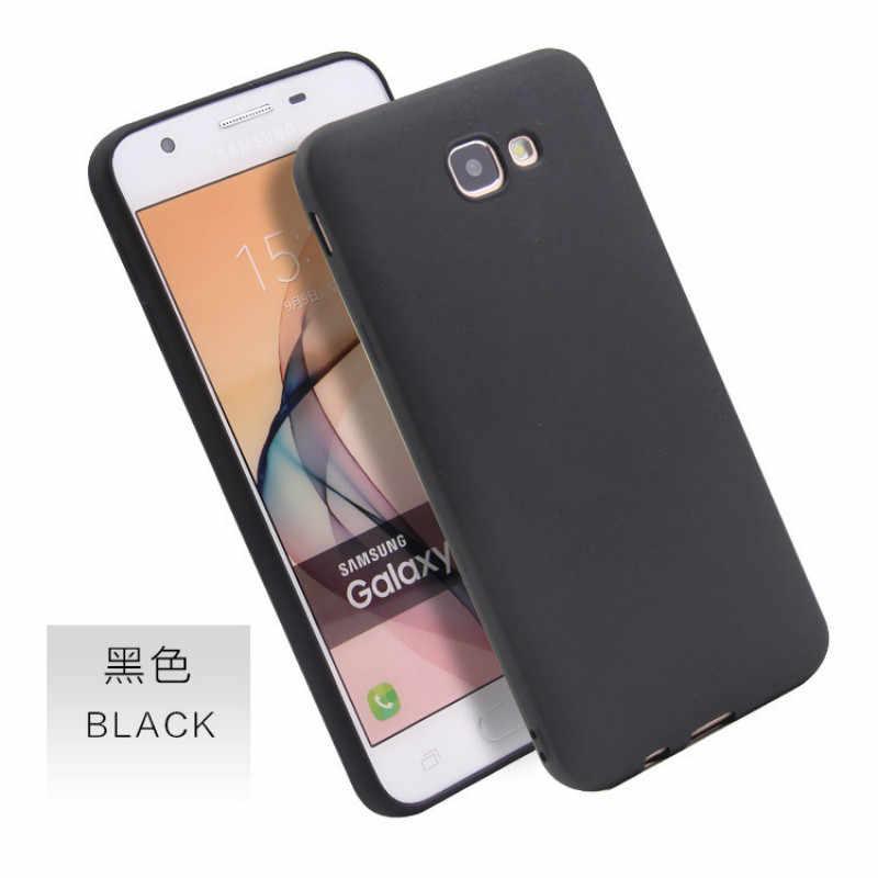 Карамельный силиконовый резиновый чехол для Samsung Galaxy J5 2016 J3 J7 2015 2017 телефона J2 Prime