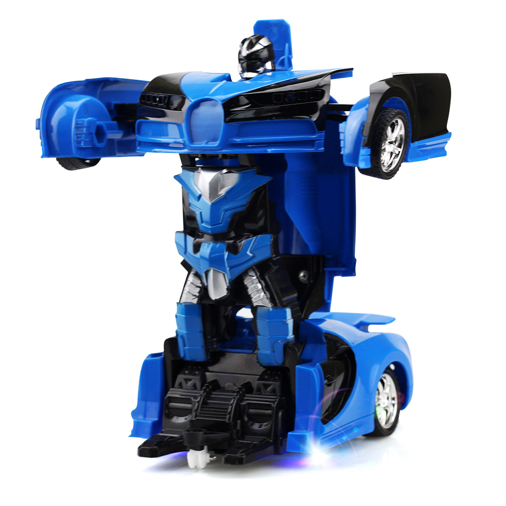 Cool RC Car Transformation Robots Sports Vehicle Model ...