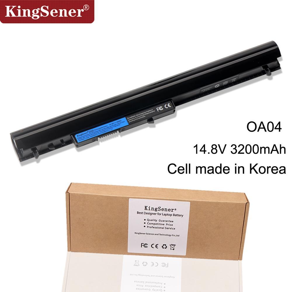Corée Cellulaire 14.8 v 3200 mah OA04 Batterie D'ordinateur Portable pour HP 240 G2 CQ14 CQ15 HSTNN-PB5S HSTNN-IB5S HSTNN-LB5S OA03 740715 -001 746458-421