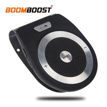 EDR, receptor de música para coche, Teléfono manos libres, altavoz auxiliar inalámbrico para coche, Bluetooth V4.0, Kit de coche, manos reproductor de música
