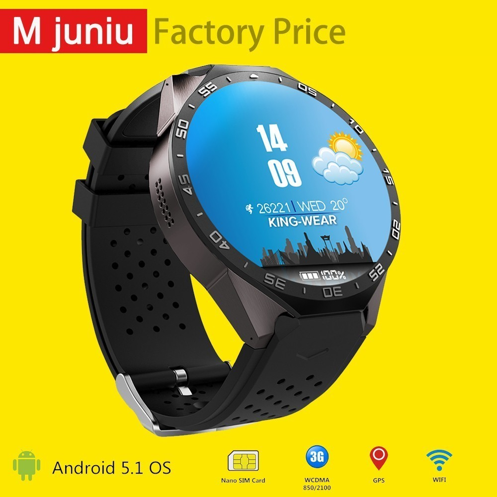 KW88 3G Smart Watch Android 5.1 WIFI GPS Bluetooth MTK6580 1.39 Inch 2.0MP Camera Smartwatch For Iphone Huawei Phone clockKW88 3G Smart Watch Android 5.1 WIFI GPS Bluetooth MTK6580 1.39 Inch 2.0MP Camera Smartwatch For Iphone Huawei Phone clock