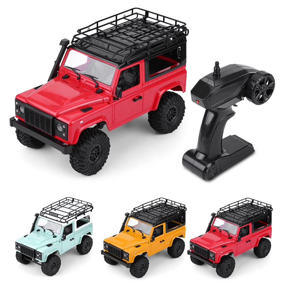 1 12 Scale RC Off road Car 2 4GHz Remote Control Model Vehicle With Headlight Wear