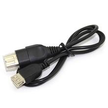 עבור XBOX USB כבל נשי USB כדי המקורי Xbox מתאם כבל Convertion קו